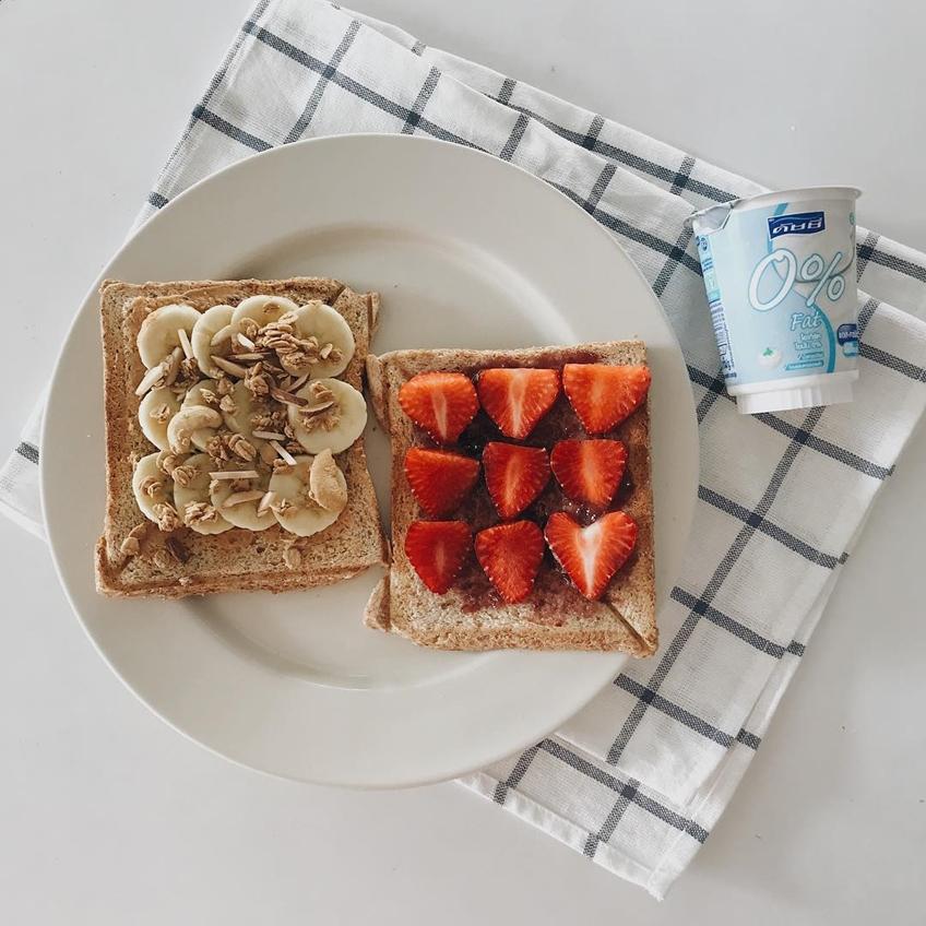 ไอเดียอาหารเช้า ลดน้ำหนัก เมนูที่ 14