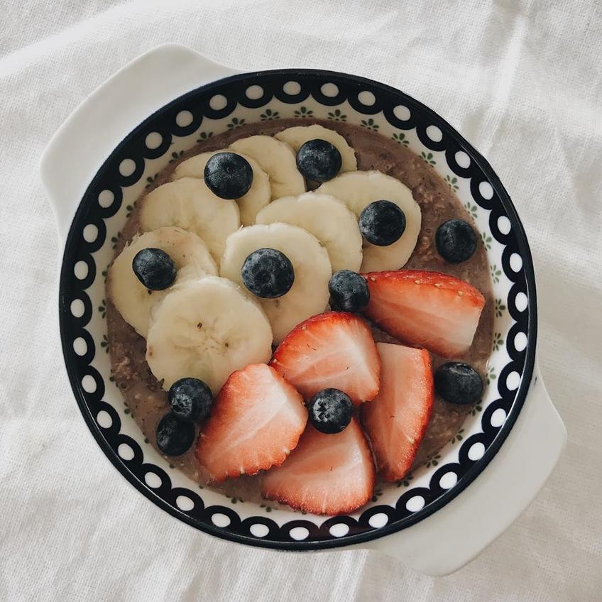 ไอเดียอาหารเช้า ลดน้ำหนัก เมนูที่ 17