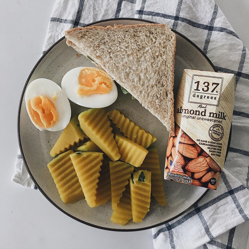 ไอเดียอาหารเช้า ลดน้ำหนัก เมนูที่ 20