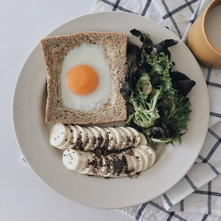 ไอเดียอาหารเช้า ลดน้ำหนัก เมนูที่ 7