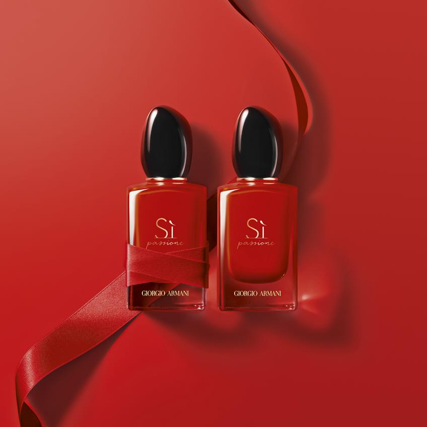 Sì PASSIONE RED MAESTRO Limited Edition น้ำหอมกลิ่นฟลอรัล ในขวดสีแดงเย้ายวนน่าหลงใหล!
