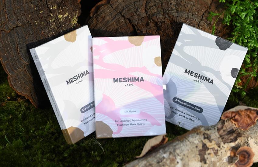 MESHIMA LABO FACE MASK นวัตกรรมแผ่นมาส์กหน้า ผสานคุณค่าเห็ดพิมาน ครั้งแรกในไทย!