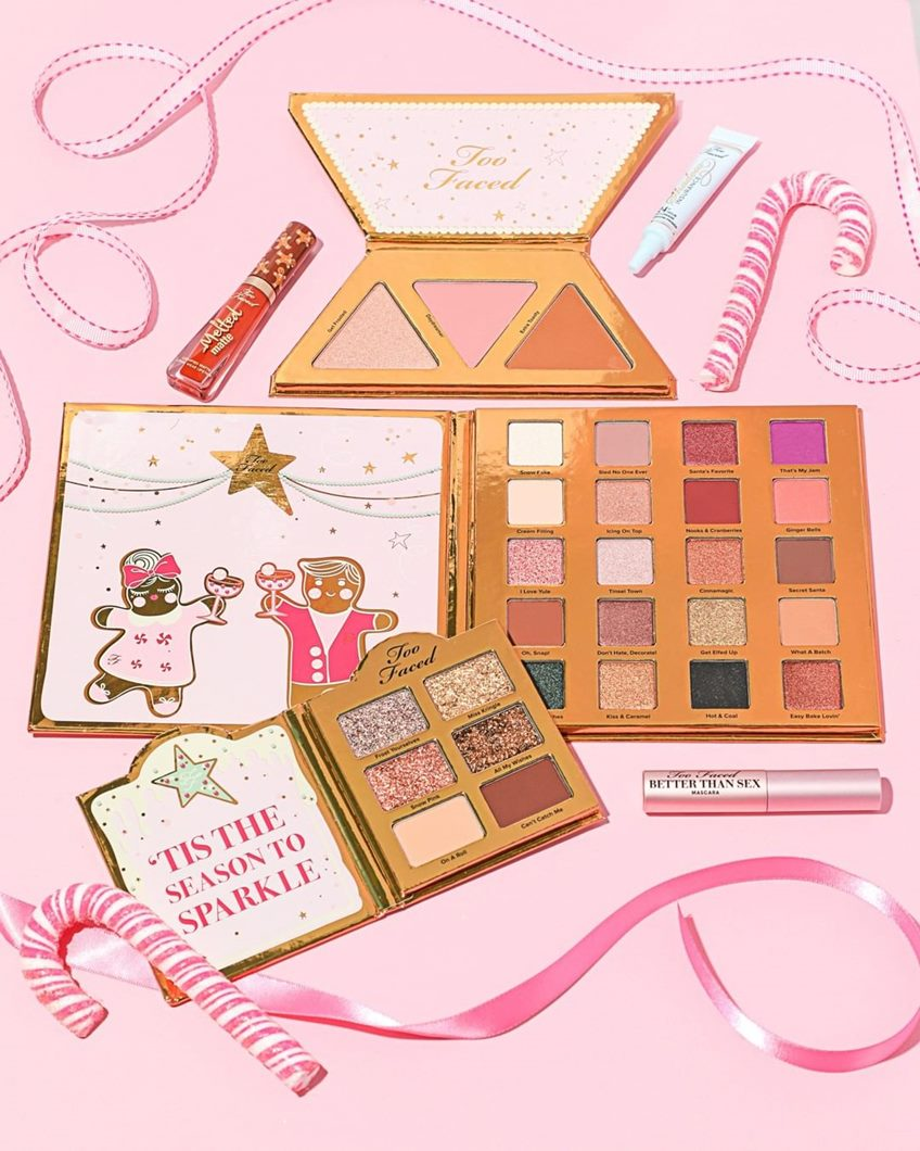 Too Faced Holiday 2019