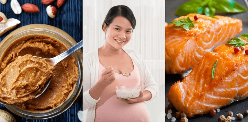 15 อาหารที่คนท้องควรกิน อาหารเหล่านี้ คนท้องกินสิดีต่อลูกน้อยในครรภ์
