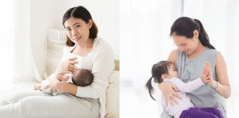 วิจัยเผย การให้นมลูก ช่วยลดความเสี่ยงเป็นมะเร็งรังไข่ ข้อดีการให้นมลูก!