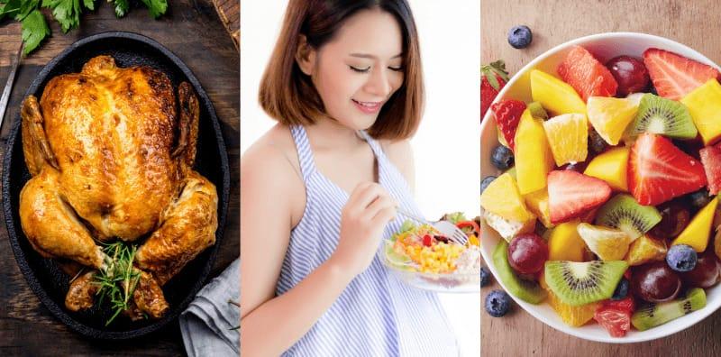 10 อาหารบํารุงครรภ์ไตรมาสแรก อาหารสำหรับแม่ท้องไตรมาสแรก