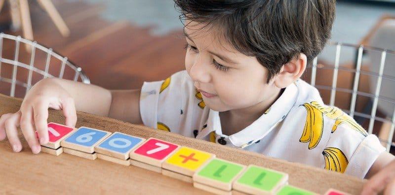 แจกฟรี! แบบฝึกหัดคณิตศาสตร์ ของเด็ก แบบฝึกหัดคณิตศาสตร์ภาษาอังกฤษ