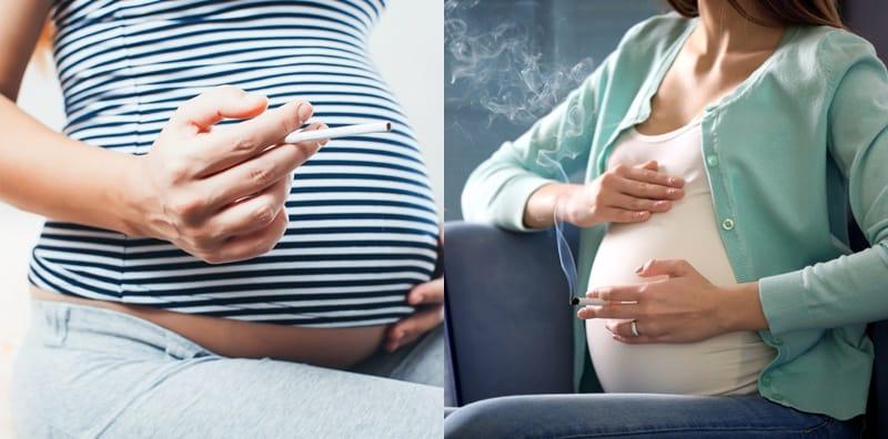 ควันบุหรี่มีผลต่อทารกในครรภ์ อันตรายจากการสูบบุหรี่ของแม่ท้อง!