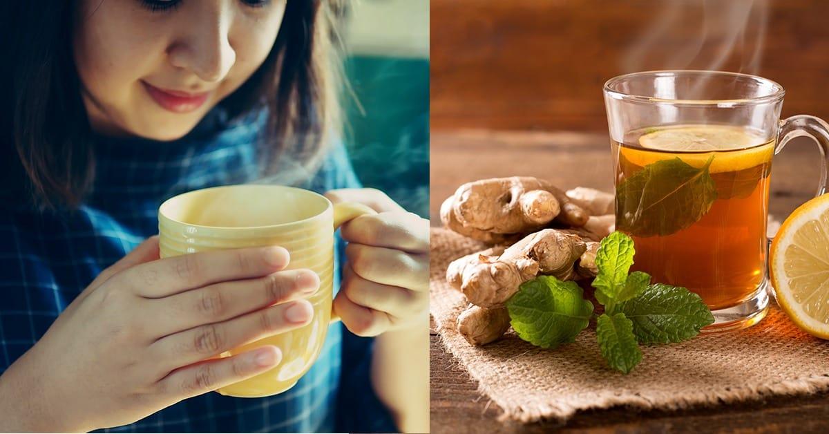 คนท้องกินน้ำขิงได้หรือไม่ น้ำขิงดื่มแล้วดี หรือ ดื่มแล้วเป็นอันตราย
