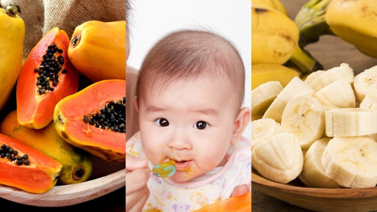 10 เมนูอาหารเด็ก 1 ขวบเพิ่มพัฒนาการสมอง เมนูธัญพืช เมนูอาหารให้ลูกฉลาด!