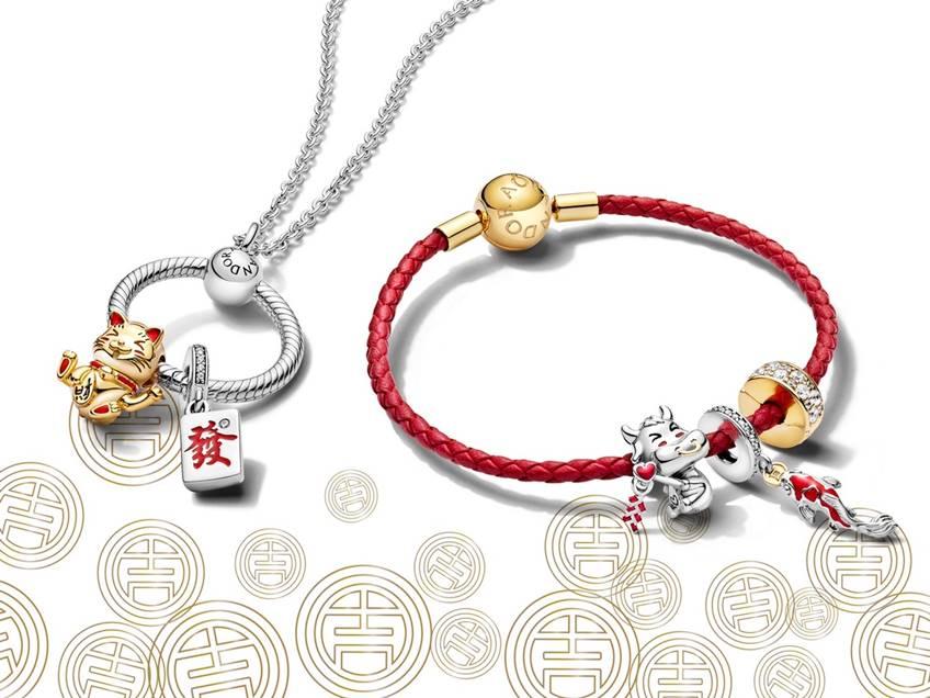 แพนดอร่า คอลเลคชั่นต้อนรับเทศกาลตรุษจีน